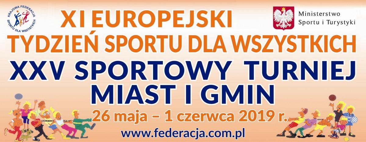 Europejski tydzień sportu 2019